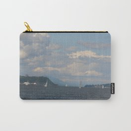 Sailing on the St Lawrence Carry-All Pouch