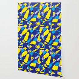 Shattered Oil Painting - Rasha Stokes Wallpaper