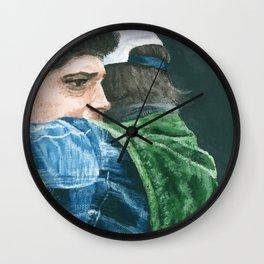 Supernatural: Dean & Bobby Wall Clock