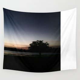 A New Beginning Wall Tapestry