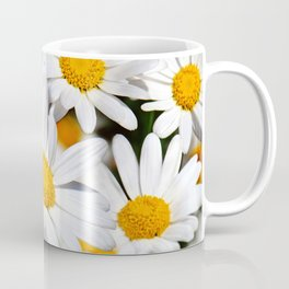 Daisy Flowers 0136 Coffee Mug