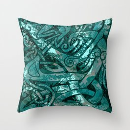 Celtic 16 Throw Pillow
