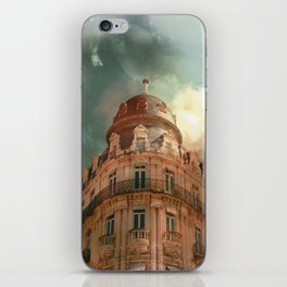 Montpellier  - France iPhone Skin