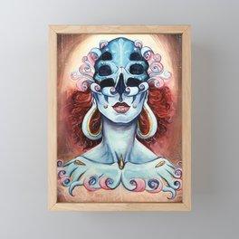 Gora Framed Mini Art Print