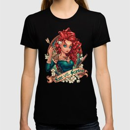 Fate Loves The Fearless T-shirt