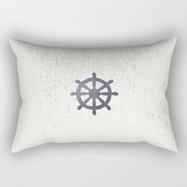 Wheel Rectangular Pillow
