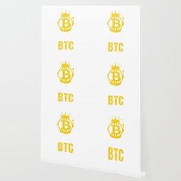 Funny The Notorious BTC Bitcoin Crypto Wallpaper
