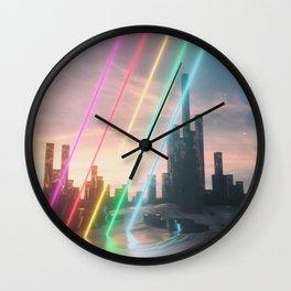 Day 0562 /// Left Eye Wink Wall Clock