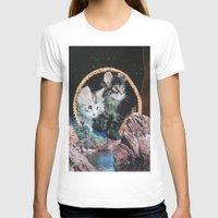 kitty T-shirts featuring Kitty by John Turck