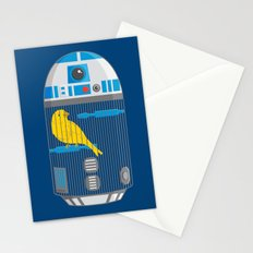 R2 Birdcage Stationery Cards