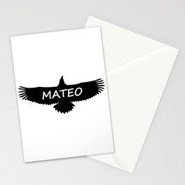 Mateo Eagle Stationery Cards