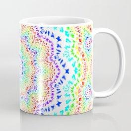 Rainbow Kaleidoscope 2 Coffee Mug