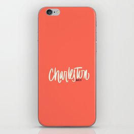 Charleston, SC iPhone Skin