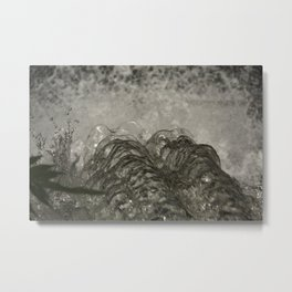 Over the Edge. Metal Print
