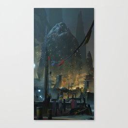 Ihana Canvas Print