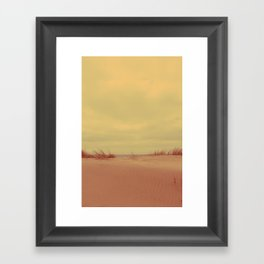 The Dune Framed Art Print