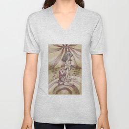 The Contortionist Unisex V-Neck