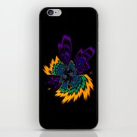 firefly iPhone & iPod Skins featuring Firefly by Steve Purnell