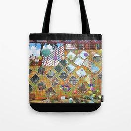 Funhouse Tote Bag