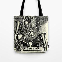 Lithography 6  /ANALOG ZINE Tote Bag