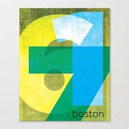 617 Canvas Print