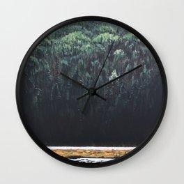 Along the Tim, Algonquin Park Wall Clock