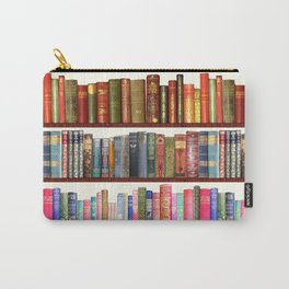 Jane Austen Vintage Book collection Carry-All Pouch
