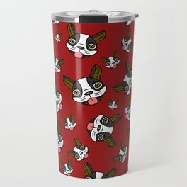 Boston Terriers #15 Travel Mug