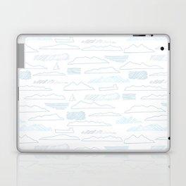 Island lines Laptop & iPad Skin