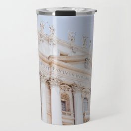Vatican 01 Travel Mug