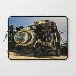 Old camera Laptop Sleeve