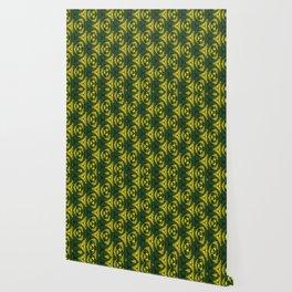 Electric Green Wallpaper