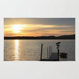 Upper Herring Lake Rug