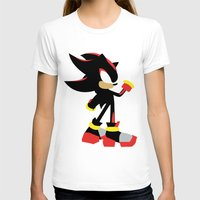 shadow T-shirts featuring Shadow by JHTY