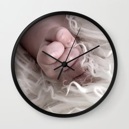Fistful Of Love Wall Clock