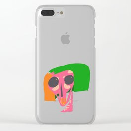 skullbrite Clear iPhone Case