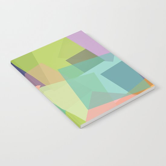 SquareMania Notebook