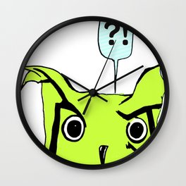 Dafuq? Wall Clock