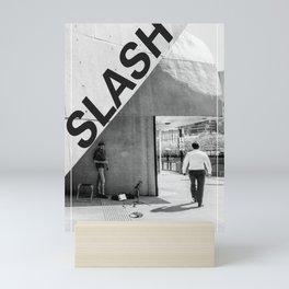 Slash In Melbourne Mini Art Print