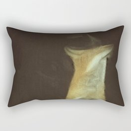 Out Foxed Rectangular Pillow