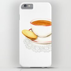 Cup of Tea and a biscuit Slim Case iPhone 6 Plus