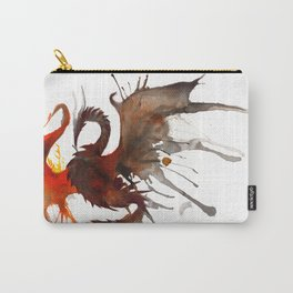 INK DRAGON Carry-All Pouch