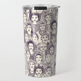 WOMEN OF THE WORLD PURPLE Travel Mug