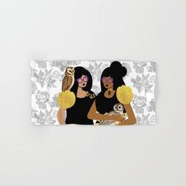 Goth Girls Hand & Bath Towel