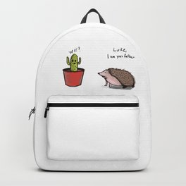 Luke I am your father Backpack