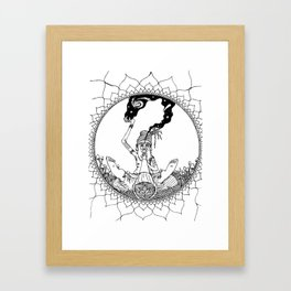Baba Boomer Framed Art Print