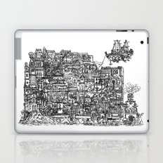Busy City IV Laptop & iPad Skin