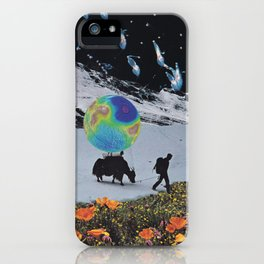 The Last Ice Age iPhone Case