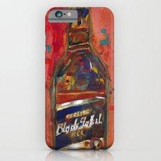 Black Label Bottle Beer Slim Case iPhone 6s