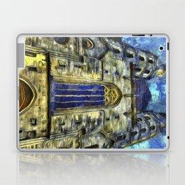 St Stephens Cathedral Vienna Van Goth Laptop & iPad Skin